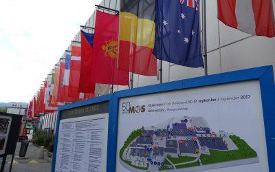 Obisk 50. Mednarodnega sejma obrti in podjetnosti v Celju